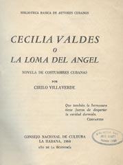 Cecilia Valdés