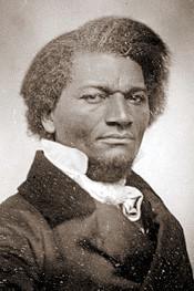 Frederick Douglass, hacia 1855