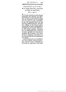 Esprit de Leibnitz, ou Recueil de pensées choisies... / Leibniz, G.W. - Lyon, J.-M. Bruyset, 1772