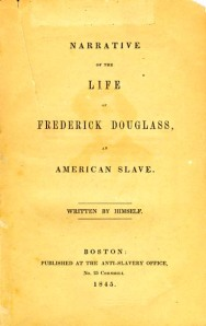 Life of Fredercik Douglass, 1845