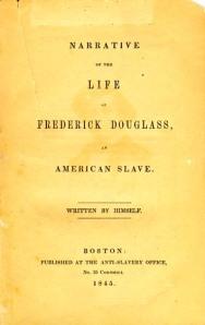 Life of Fredercik Douglass, 1845