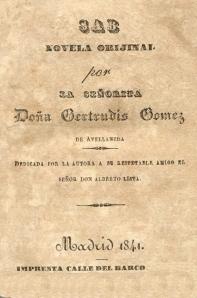 Sab, edición de 1841