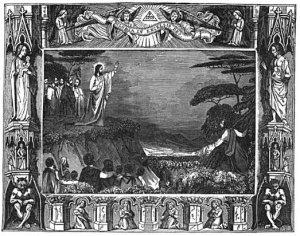 Historia del Antiguo y Nuevo Testamento [...] por Isaac-Louis Le Maistre de Sacy, traducida por Vicente Boix, Valencia 1841.
