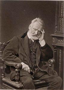 Victor Hugo, hacia 1857