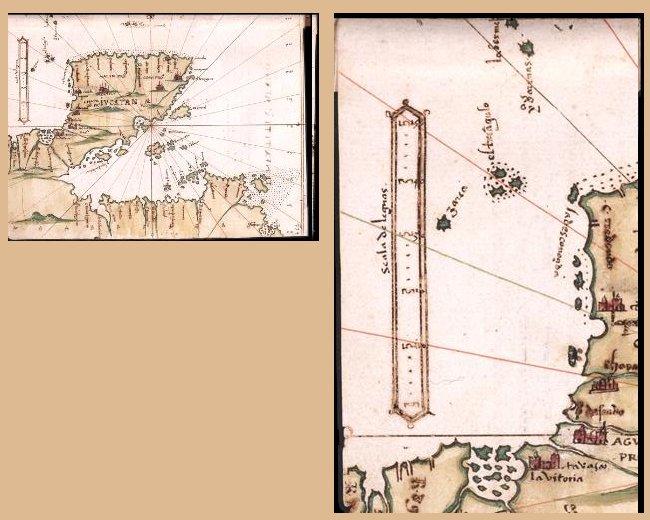 Alonso de Santa Cruz, Islario general y todas las islas del mundo. S. XVI