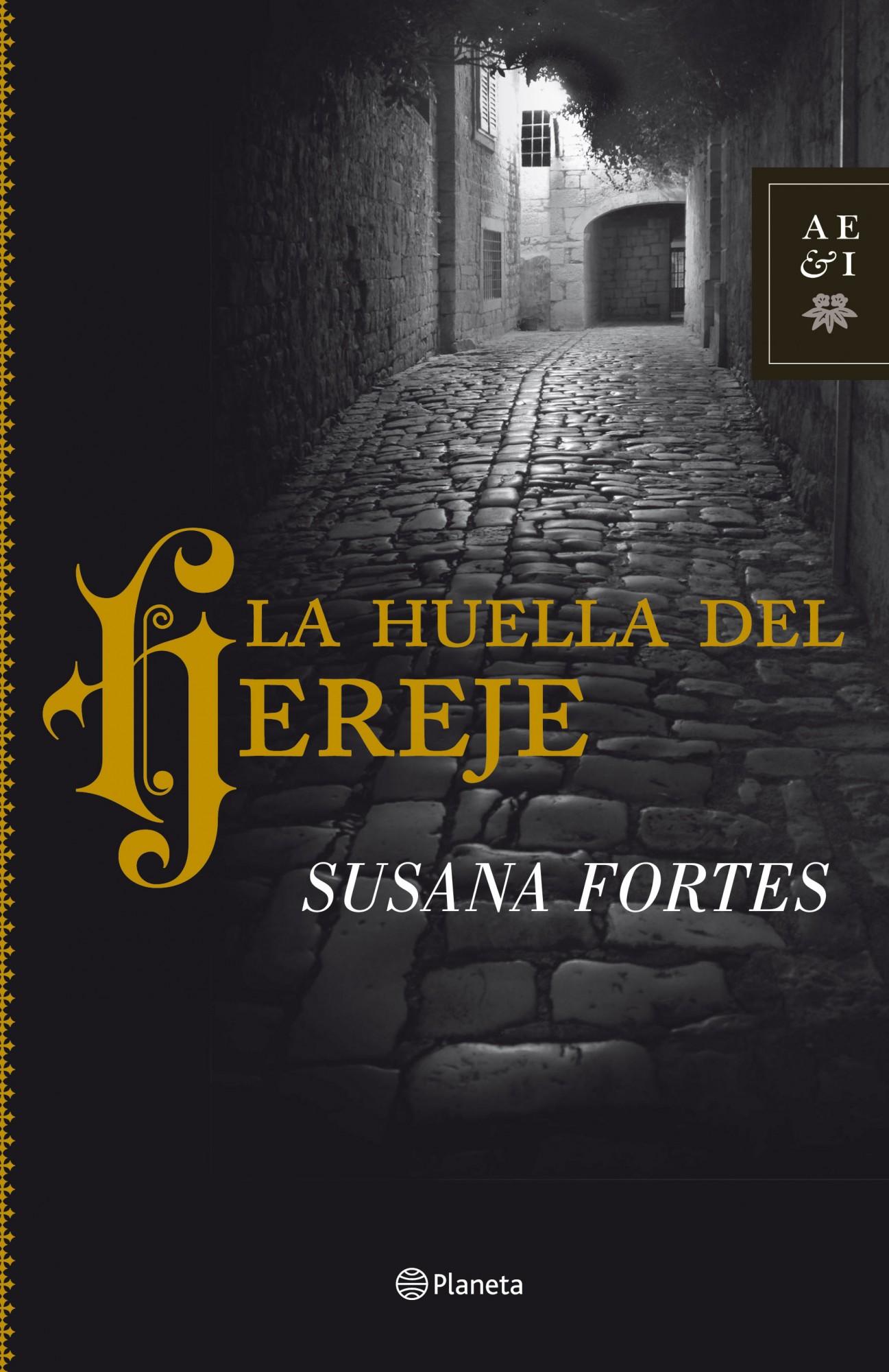 La huella del hereje - Susana Fortes [2.64 MB | DOC]