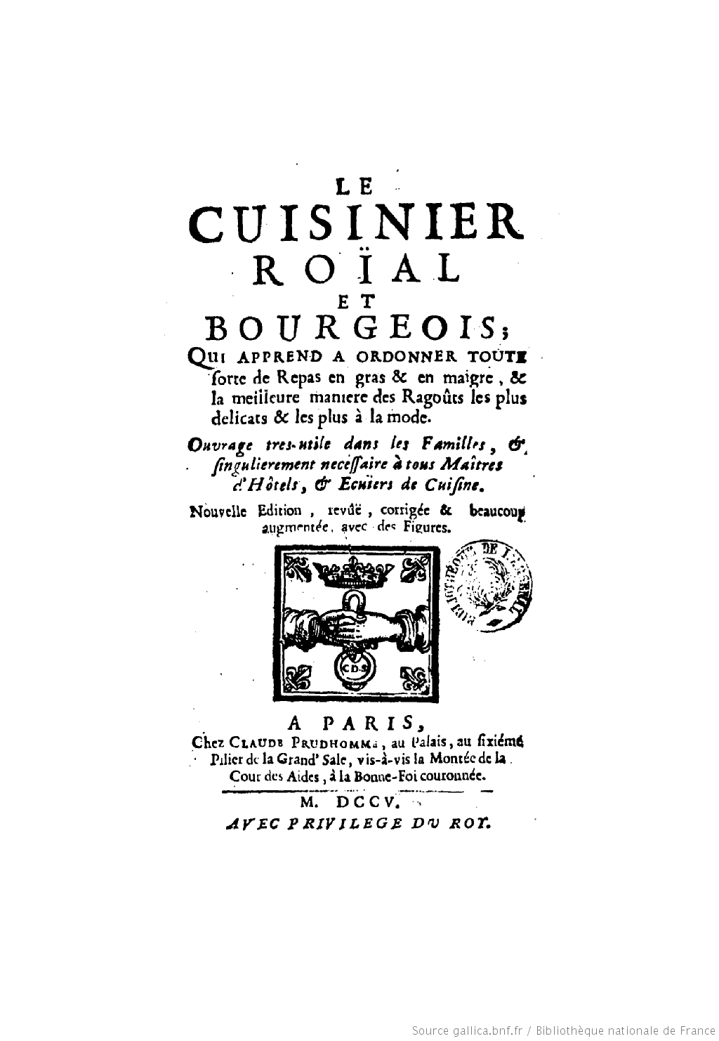 massialot-cuisinier-roial-bourgeois | La revista digital de las ...