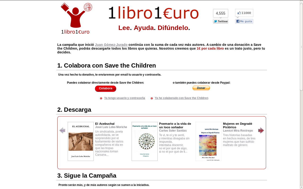 10 Páginas Web Para Leer Libros Y E-books