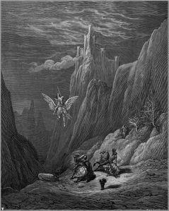 Ludovico Ariosto - Orlando Furioso, ilustrado por Gustave Doré (S. XIX)