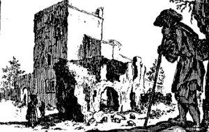 Aloysius Bertrand – Gaspard de la Nuit, edición de 1820 decorada de dibujos de Rembrandt y de Callot