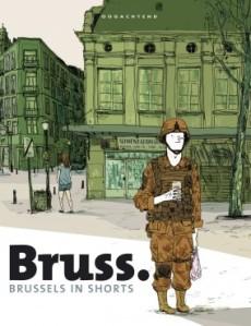 Bruss, Brussels in shorts