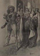 Henry Rider Haggard – Fair Margaret, ilustración de J.R. Skelton (1907)