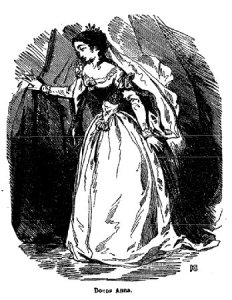 E.T.A. Hoffmann – Don Juan, ilustración de Émile de la Bédollière (1871)