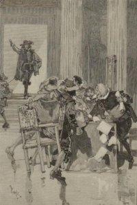 Victor Hugo – Ruy Blas, ilustraciones de 1879
