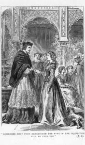 William Henry Giles Kingston - The Last Look : a tale of the Spanish Inquisition