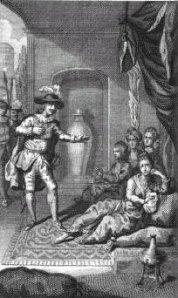 Madame de La Fayette, Monsieur de Segrais – Zayde, a spanish story, edición ilustrada en inglés (1777)