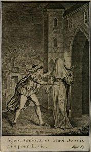 Matthew Gregory Lewis – Le Moine, edición francesa de 1811