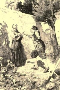 Prosper Mérimée – Souls in purgatory, edición estadounidense de 1906