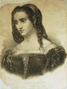 Raymond Quinsac Monvoisin – Jeanne la Folle (1833)