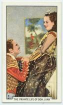 Douglas Fairbanks y Merle Oberon en The Private Life of Don Juan (1934-1939)