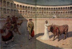Charles Norris Williamson, Alice Muriel Williamson – The Car of destiny, ilustración de Armand Both (1907)