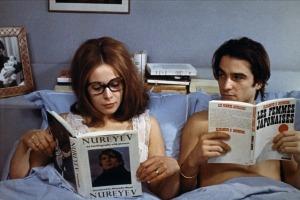 Un fotograma de « Domicile conjugal », de françois Truffaut