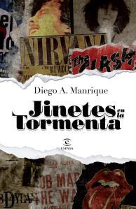 Diego Manrique - Jinetes en la tormenta