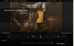 Google Art Project : el gran hermano del arte
