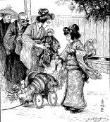 Georges Ferdinand Bigot – Dans l'oreille de Bouddha (novela de A. de Gériolles, 1904)