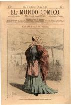 Josep Lluís Pellicer – Las Chulas (1873)