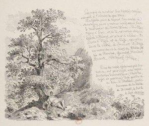 Rodolphe Töpffer – Voyage autour du Mont-Blanc (1843)