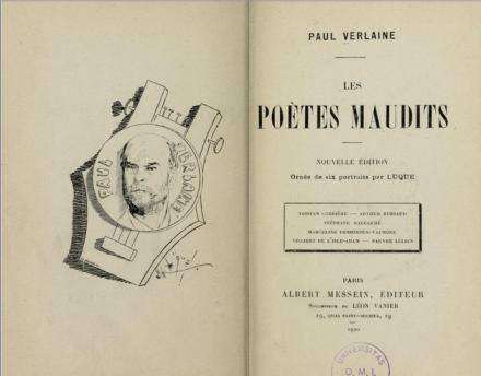 Paul Verlaine - Les Poètes maudits