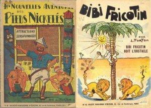 Louis Forton - Les Pieds Nickelés - Bibi Fricotin