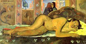 Paul Gauguin - Nervermore