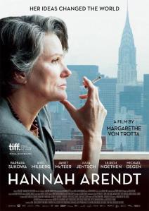 Hannah Arendt (Margarethe von Trotta, 2012)