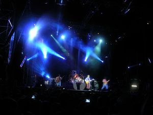 Extremoduro en concierto
