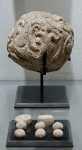 Una esfera de contabilidad procedente de Susa