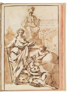 José del Castillo - Alegoría de las Artes (1762)