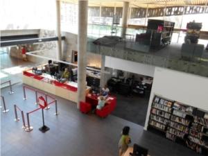 Una biblioteeca en Montreal