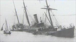 El naufragio del Earl of Lonsdale en 1885