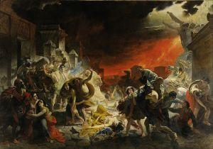 Karl Briulov – El Último Día de Pompeya (1830-1833)