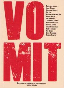 VV.AA. - Vomit, antologia de poesía joven norteamericana