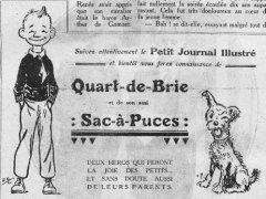 Zep - Quart-de-Brie et Sac-à-Puces (1926)