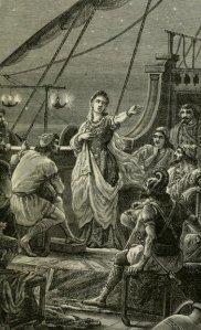Léon Cahun - Les Aventures du capitaine Magon, ou Une exploration phénicienne mille ans avant l'ère chrétienne (1875)