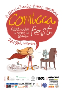 Comicca Fest, el festival de cómic para mujeres
