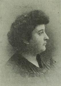 Carmen de Burgos, Colombine