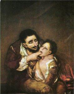 Francisco de Goya - Lazarillo de Tormes (1808-1812)