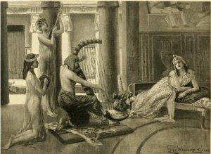 Théophile Gautier – The Romance of a mummy, edición inglesa de 1900