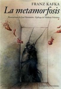 Franz Kafka - La Metamorfosis, ilustraciones de José Hernández