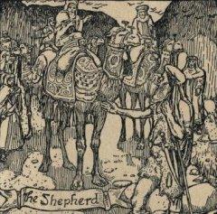 James Meeker Ludlow - Jesse ben David, a Sheperd of Bethlehem (1907)